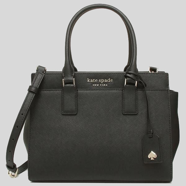 Kate Spade Cameron Medium Satchel WKRU6762-Black