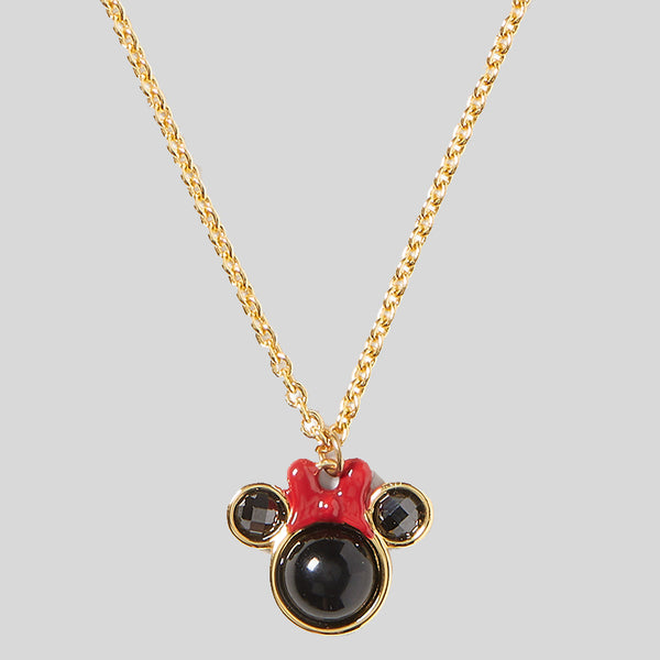 Kate Spade Disney x Kate Spade New York Minnie Mouse Pendant Necklace