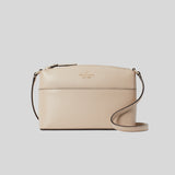 Kate Spade Grove Street Millie Crossbody with Hardware Logo Warm Beige wkru6635