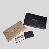 PRADA Envelope Wallet Cipria 1MF175