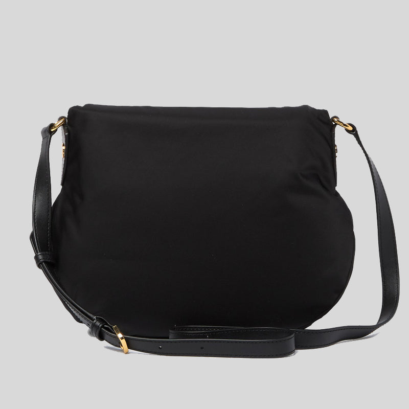 Marc Jacobs Preppy Natasha Nylon Crossbody Black
