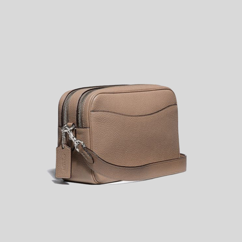 Coach Cassie Camera Bag In Taupe 639
