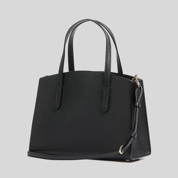 Coach Charlie Carryall 28 Tote Bag 29529 Black