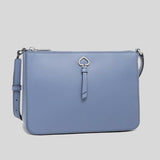 Kate Spade Adel Medium Top Zip Crossbody WKRU6725 Blue