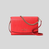 Kate Spade Carson Convertible Crossbody Bag Digital Red wkr00119