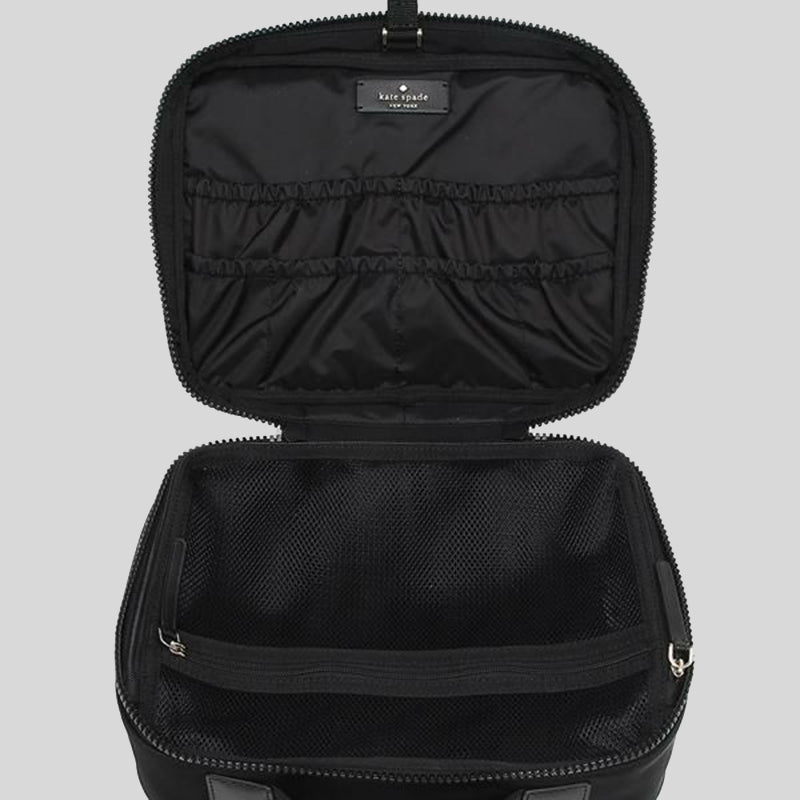 Kate Spade Jae Travel Cosmetic wlru5947 Black