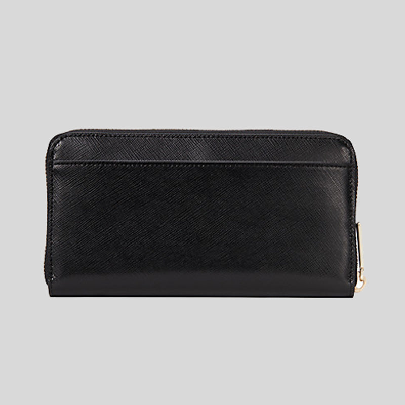 Kate Spade Staci Large Continental Wallet wlr00130 Black