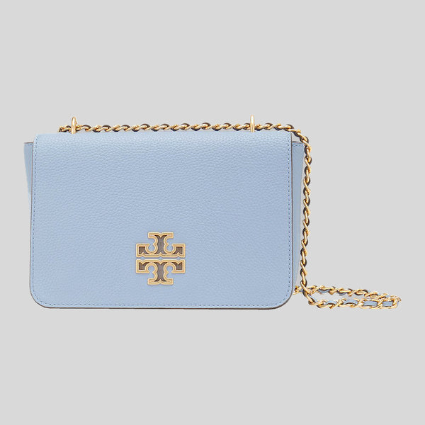 Tory Burch Britten Leather Crossbody Bag 67292