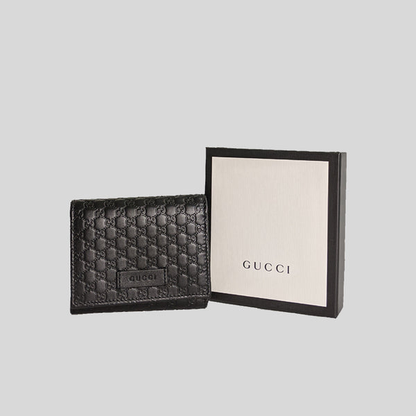 Gucci Small Leather Trifold Wallet 510317