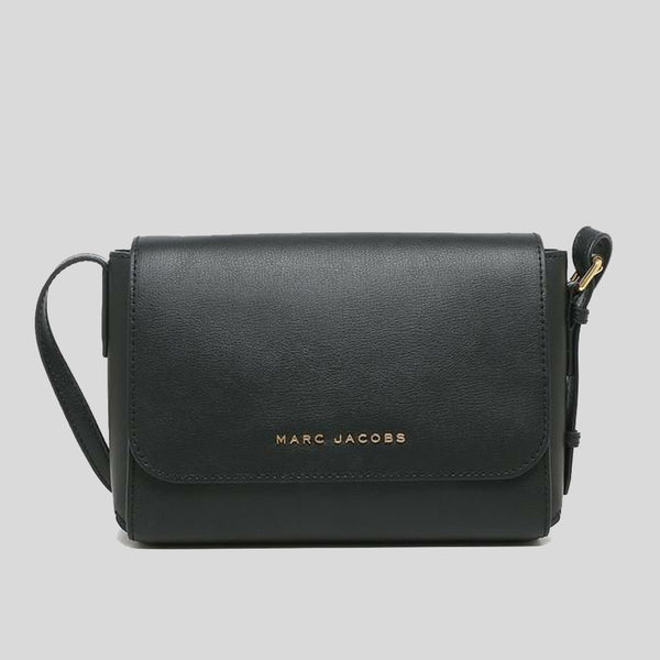 Marc Jacobs The Commuter Medium Crossbody Bag Black M0013940