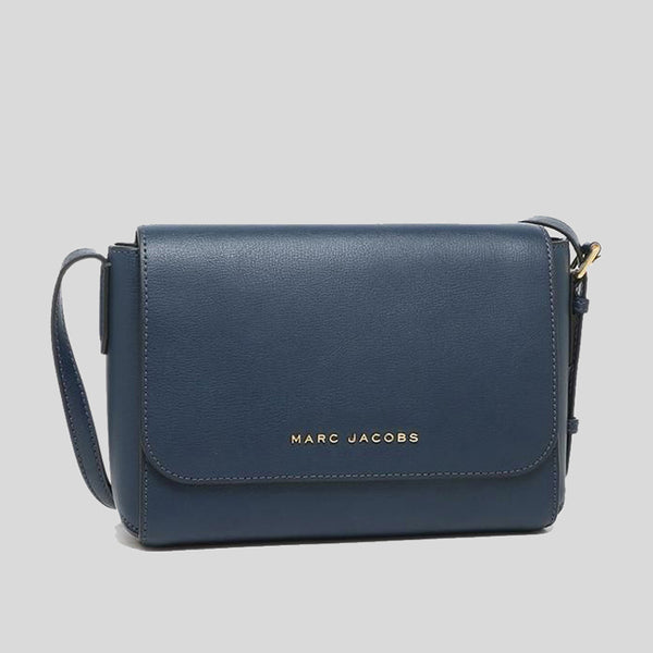 Marc Jacobs The Commuter Medium Crossbody Bag Blue Sea M0013940