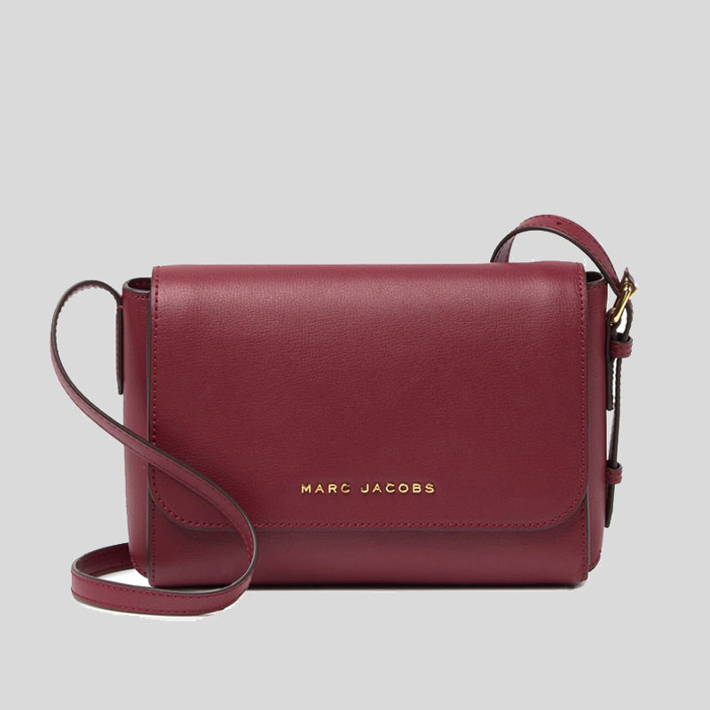 Marc Jacobs The Commuter Medium Crossbody Bag Sultry Red M0013940