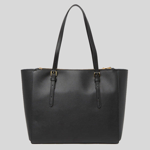 Marc Jacobs Commuter Leather Tote Bag Black M0016410