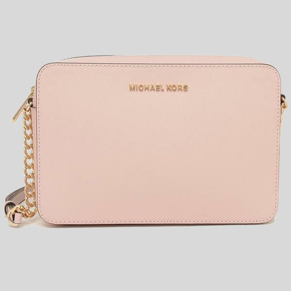 Copy of Michael Kors Jet Set Item Crossbody Bag Powder Blush 35T8GTTC9L