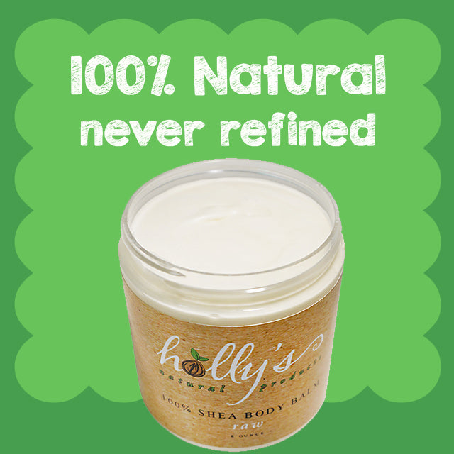 What Makes Holly's Shea Body Balm Unique?