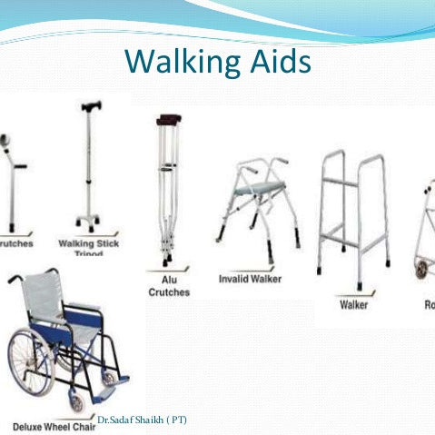Choosing the Right Mobility Aid for You