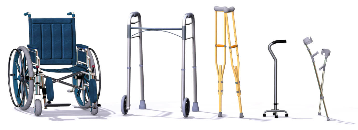 Buyers Guide to Walking Aids & Wheelchairs