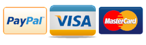 Paypal VISA Mastercard Secure Payment Mobility Wheelchair Breeze