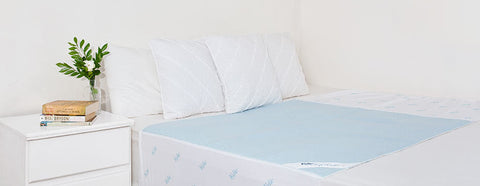 Kylie Bed Protector Sheet - Supreme
