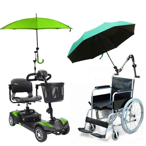 Umbrella Holder for Wheelchair / Scooter / Walker, Breeze Mobility