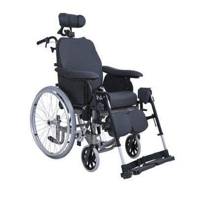 IDSOFT Tilt-Recline Wheelchair -Self Propelled Wheels by IDSOFT