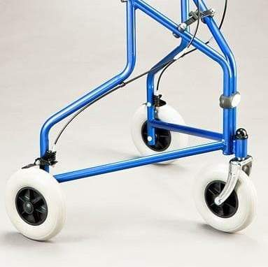 Care Quip - Tri Wheel Walker HF0480 : HF0490 by Care Quip