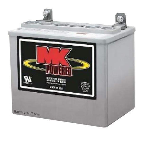 Wheelchair Battery - MK 12 Volt Gel -Heavy Duty Sealed