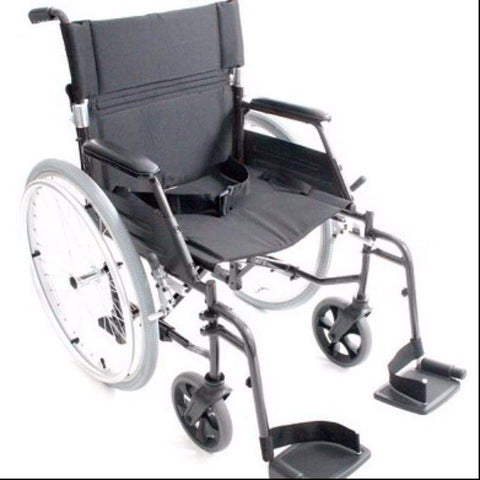 Care Quip - Neos Wheelchair 203BL, Breeze Mobility