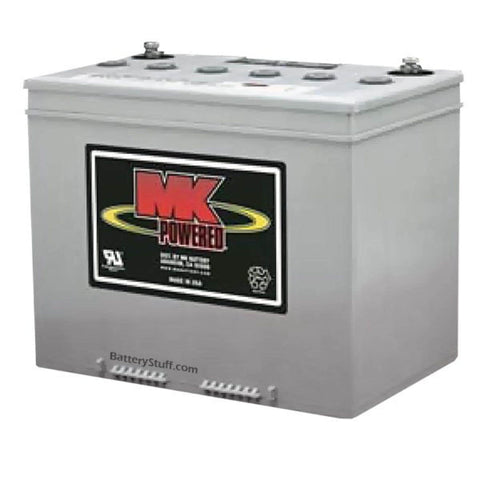 73AH GEL BATTERY - SUITABLE FOR VIPER, COBRA, EASY RIDER & KING COBRA (REQUIRES X 2)