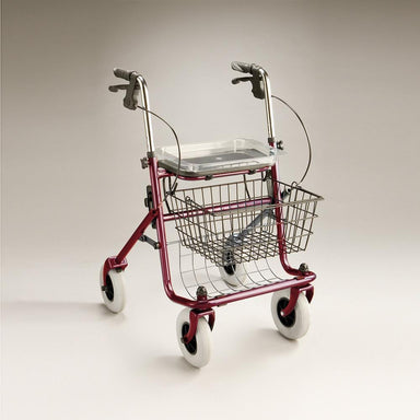 Care Quip - Shopper Walker / Rollator HF0330 by Care Quip