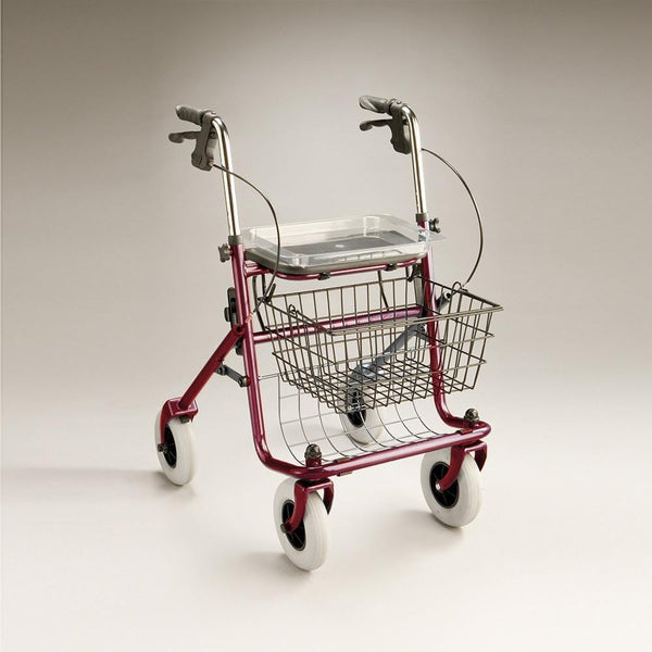 Care Quip - Shopper Walker / Rollator  2350, Breeze Mobility