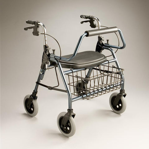 Care Quip - Galaxy Walker / Rollator 2977, Breeze Mobility