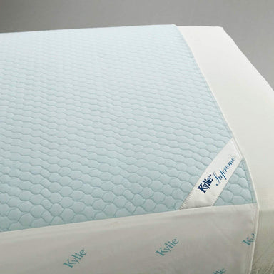 Kylie Bed Supreme Protector Sheet with Waterproof Backing K125295 by Kylie
