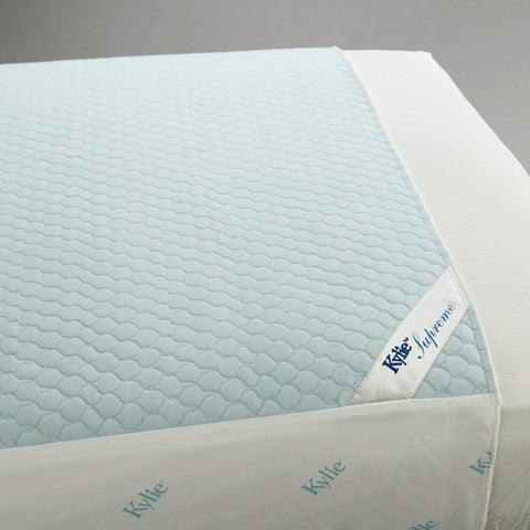 Kylie Bed Sheet with Waterproof PVC Backing- Single Bed 3058WP