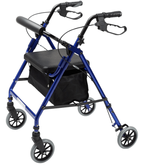 ALPHA 416 ROLLATOR, Breeze Mobility