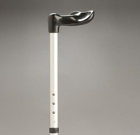 Care Quip - Walking Stick - Fisher Moulded Handle 705, Breeze Mobility