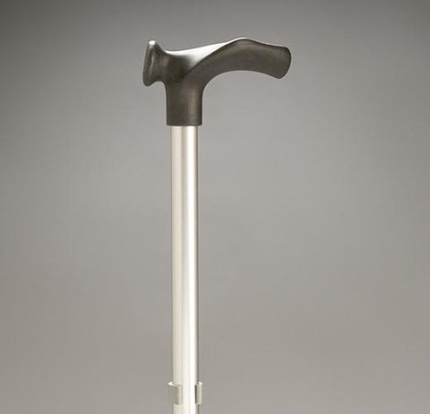 Care Quip - Walking Stick - Rehab Moulded Handle 710