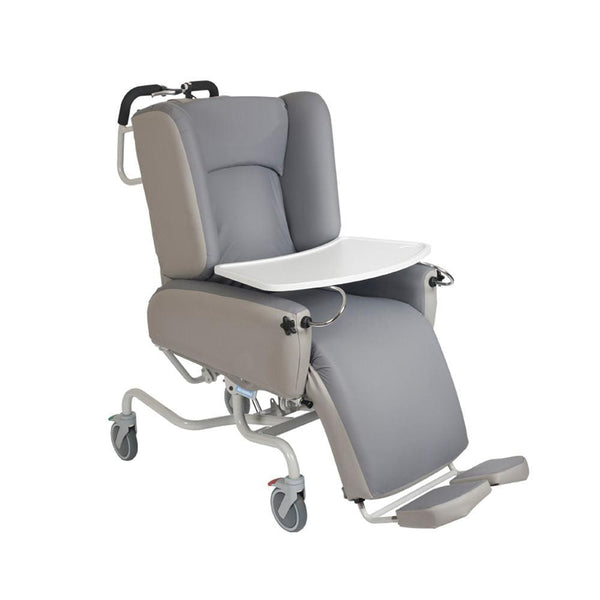 Care Quip - 8024 V2 Deluxe Chair-Bed, Breeze Mobility