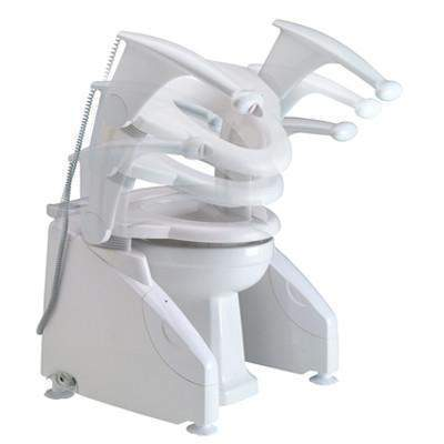 Solo Electric Toilet Lift With Operating Switch Breeze