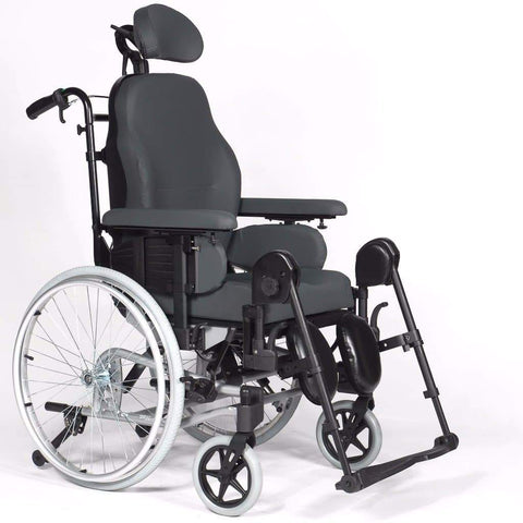 Care Quip - BREEZY Relax Wheelchair 309