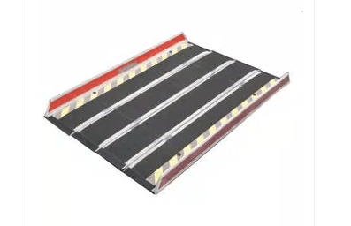 Decpac Mobility Ramp - Edge Barrier, Breeze Mobility