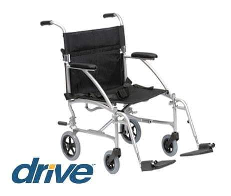 Drive - Spirit Travel Lightweight Wheelchair