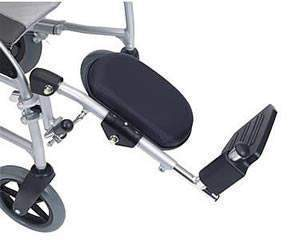 Aluminium Elevating Footrests for Drive Ultra & Enigma Lightweight Wheelchair by Drive
