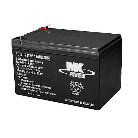 MK ES12-12 Wheelchair BATTERY