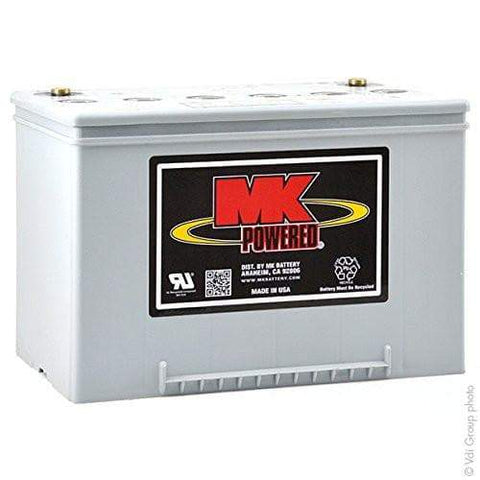 Wheelchair Battery - MK  M17-12 Volt