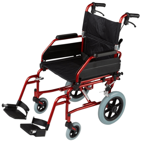 OMEGA TA1 WHEELCHAIR-Quintro Health Care-Breeze Mobility