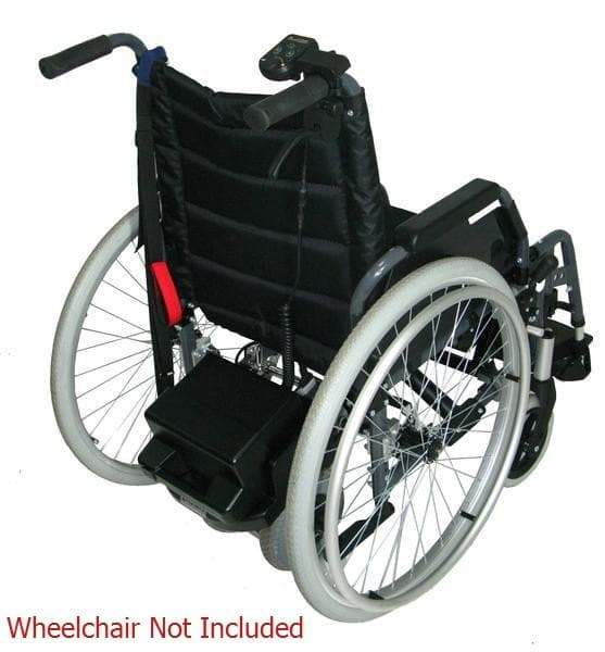 Pride - Wheelchair Power Assist Motor -Heavy Duty -(Wheelchair not included)