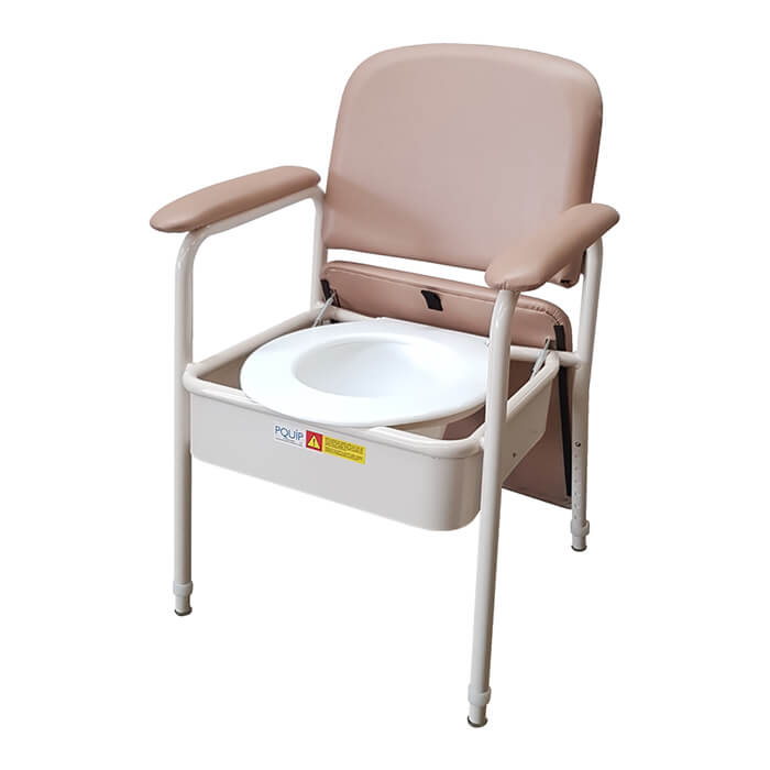 Bedside Commode (Height Adjustable)
