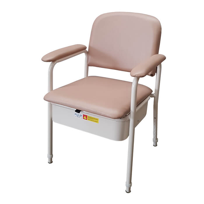 PQUIP Bedside Commode
