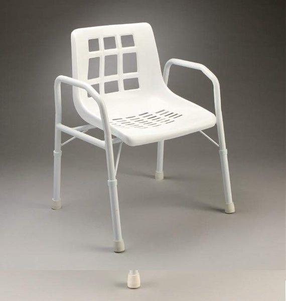 Care Quip - Shower Chair - Wide B4002WA, Breeze Mobility